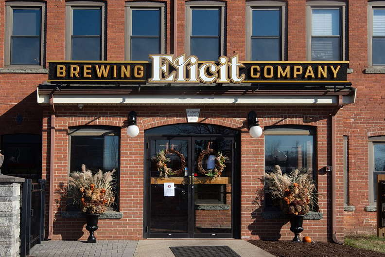 Elicit Brewing, 165 Adams St, Manchester, CT 06042