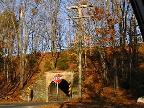 Tunnel Road, Vernon, CT